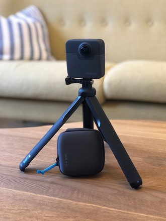 GoPro Fusion 360 Camera - Wedio